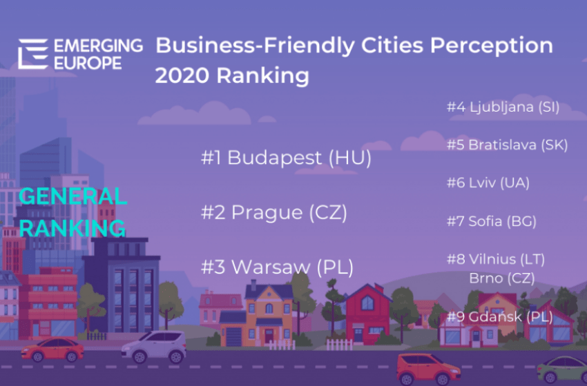 Odessa among the Ukrainian cities included in the European ranking for economic potential