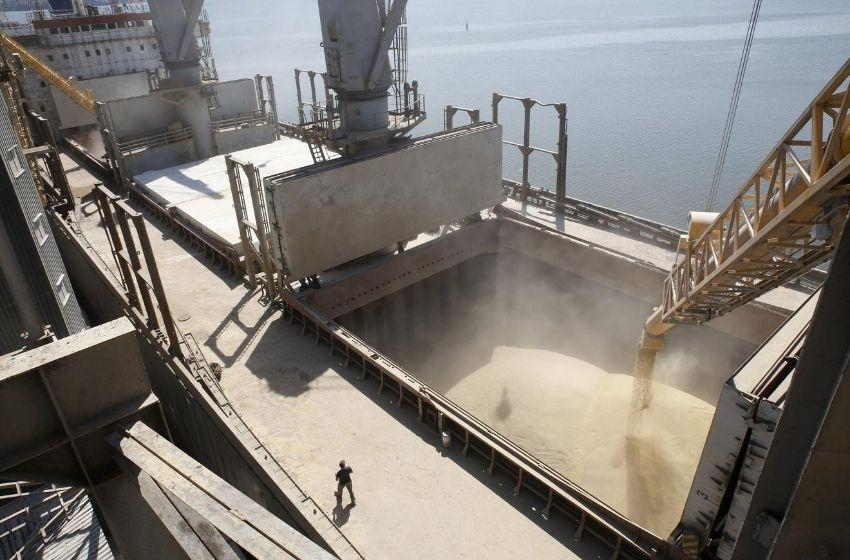 Kernel is the first company in Ukraine's history to export 8 million tons of grain
