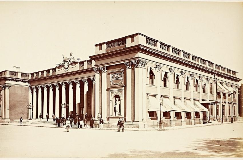 Jean Xavier Raoult and his photos of Odessa (1870)